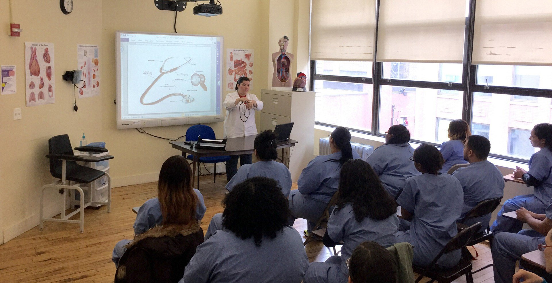 New Age Training Medical Assistant Training School New York Nyc